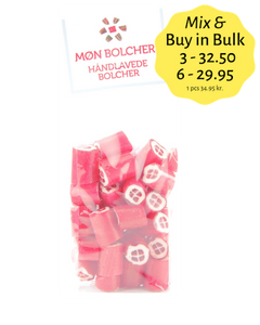 Møn Bolcher - Danish Flag candy rox