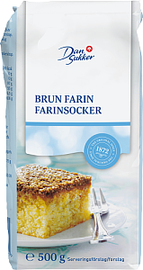 Brun Farin - for baking