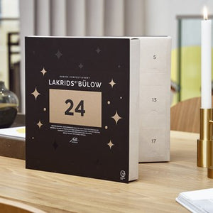 2. sort - 2020 Edition - LAKRIDS BY BÜLOW CHRISTMAS CALENDAR - open a liquorice surprice every day 1st - 24th December