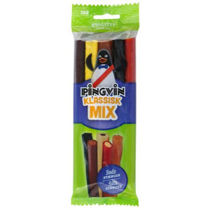 Go'e Stænger Klassisk Mix - classic liquorice mix - Best before date 19 January 2020