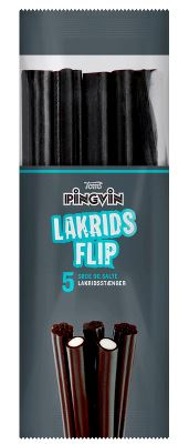 Go'e Stænger Lakrids Flip - salty and sweet liquorice mix