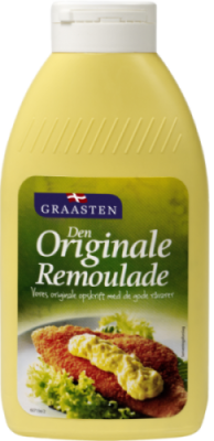 Graasten Remoulade 375g - the best in the world - Best before date 19th March 2021