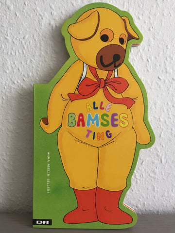 Alle Bamses ting  (out of stock - will take up to 2 weeks before shipping your order)