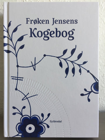 Kogebog: Frøken Jensens kogebog (out of stock - will take up to 2 weeks before shipping your order)