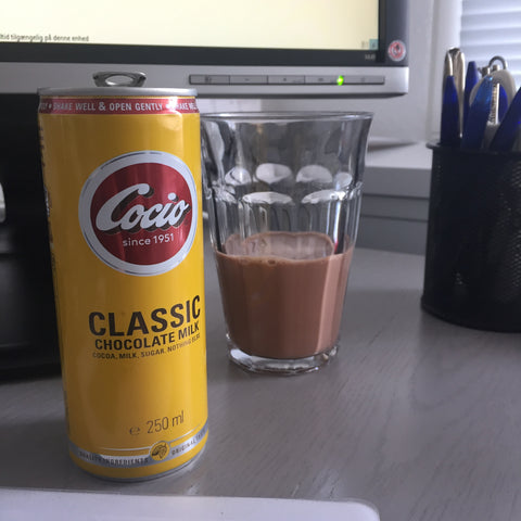 Cocio Classic 250ml - chocolate milk