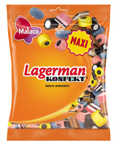 Lagerman konfekt Maxi size - Typically Danish Christmas candy