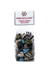 Møn Bolcher - Lakridsblanding - liquorice - Best before date 10 September 2020