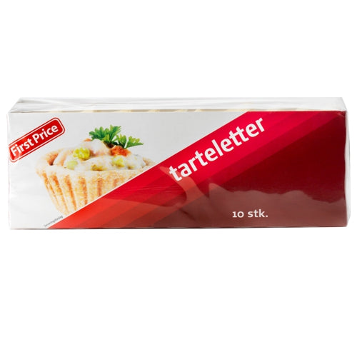 Tarteletter - Best before date 3 August 2020
