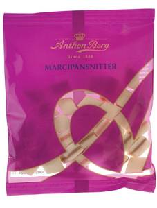 Marcipansnitter - Best before date 10 August 2020