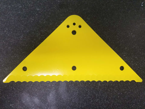 Yard Blade Replacement Serrated Blade - CMI Creations