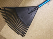 "24"" Rake Attachment for The Yard Blade® cattail cutter - CMI Creations"