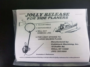 Jolly Release for Side Planers