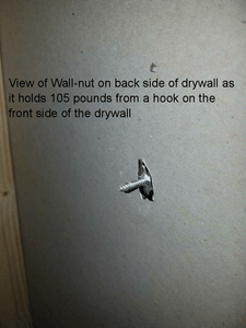 Wall-nut Ultimate Drywall Anchor