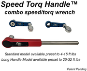 Speed Torq Handle™ - Two Tools in One