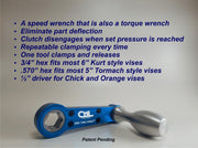 Speed Torq Handle™ - Two Tools in One - CMI Creations