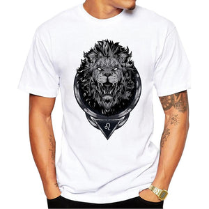 Buy CoolShirts Lion King Design T-Shirt Short Sleeve