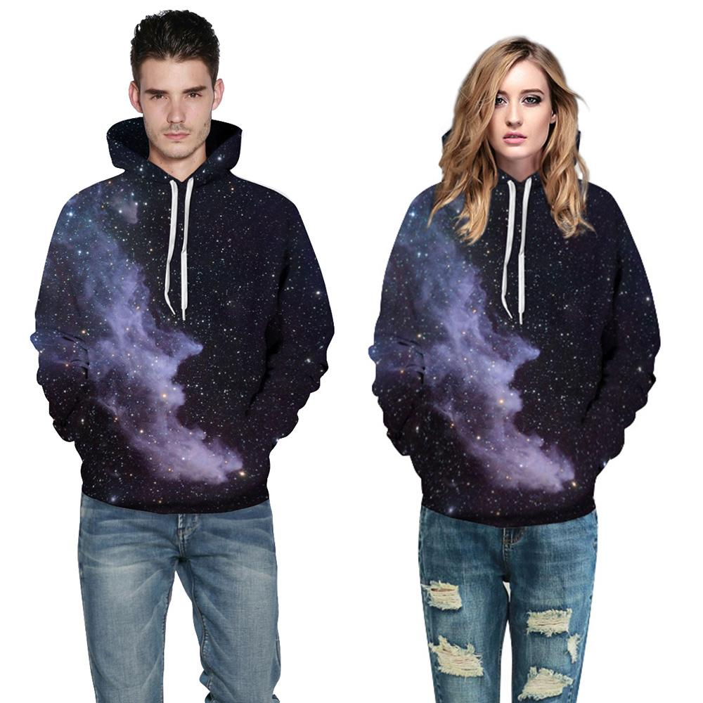Buy CoolShirts Colorful Realistic Cloud Design Unisex Hoodie / Sweatshirt