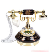 Load image into Gallery viewer, Old Fashion Antique Landline Telephone