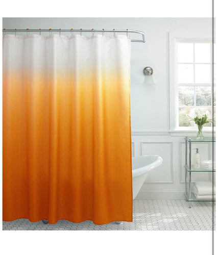 Ombré Shower Curtains
