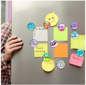 6pc Inspirational Magnets