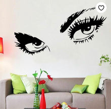 Load image into Gallery viewer, Eye Wall Stickers