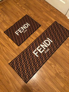 Designer 2pc Mat Sets