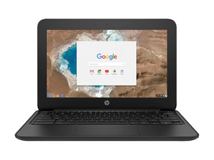 "HP 11 G5 11.6"" Chromebook - Intel Celeron N3060 1.60GHz, 4GB Memory, 16GB SSD, Chrome OS - Coretek Computers"