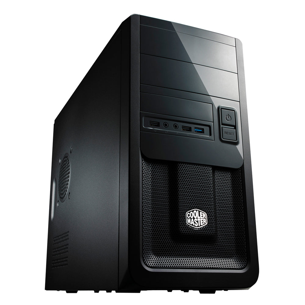 Cooler Master Workstation - ASUS H110M-C, Intel Core i5-6500 Quad, 32GB Ram, 240GB SSD, Intel HD Graphics 530, Win 10 Pro