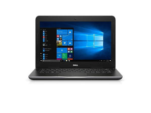 "Dell Latitude 3380 13.3"" Laptop - 6th Gen Intel Core i3-6006U 2.0GHz 128GB SSD Webcam Win 10 Pro - Grade A - Coretek Computers"