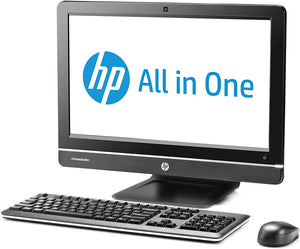 "HP Pro AIO 4300 20"" All-in-One PC Intel Core i5-3470S Quad 8GB RAM WiFi Win 10 Pro USB Keyboard & Mouse - Coretek Computers"