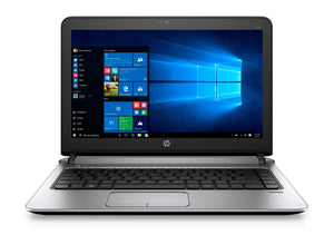 "HP ProBook 430 G3 13.3"" Touchscreen Laptop - Intel Core i3-6100U 128GB SSD WebCam Windows 10 Pro"