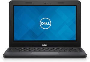 "Dell Chromebook 11 5190 Laptop - Intel N3350 Processor, 4GB RAM, 32GB SSD, 11.6"", WebCam, Chrome OS"