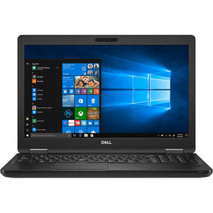 "Dell Latitude 5490 14"" 1920x1080 FHD Business Laptop - 8th gen Intel Core i5-8350U Quad (up to 3.6GHz,) 16GB DDR4, 512GB SSD, WebCam, 802.11ac, BT 4.2, Windows 10 Pro x64 - Coretek Computers"