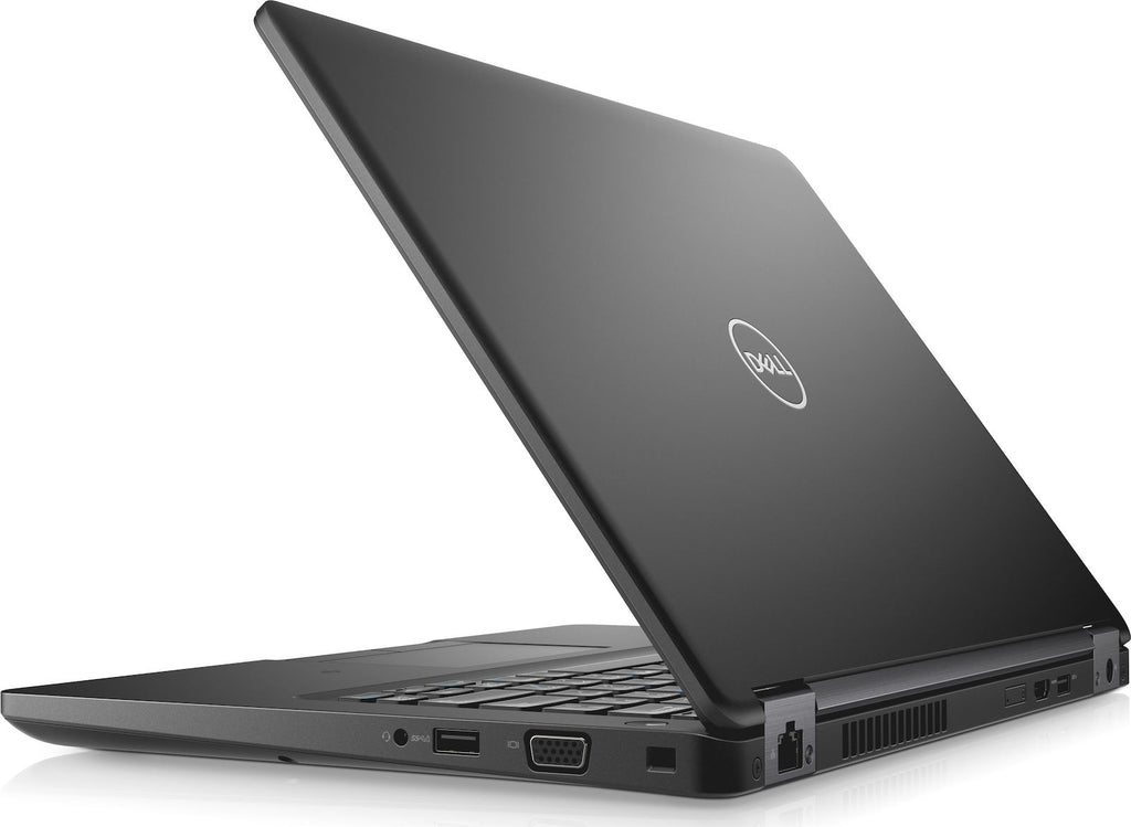 "Dell Latitude 5490 14"" 1920x1080 FHD Business Laptop - Grade A - 8th gen Intel Core i5-8350U Quad (up to 3.6GHz,) 16GB DDR4, 512GB SSD, WebCam, 802.11ac, BT 4.2, Windows 10 Pro x64"