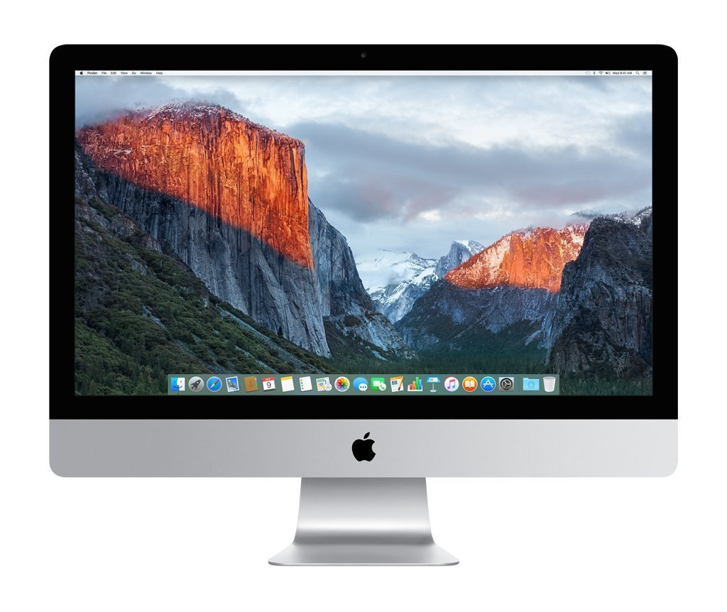 "Apple iMac 27"" Core i5 2.70GHz MC813LL/A A1312 (Mid 2011) 8GB RAM 1TB HDD High Sierra"