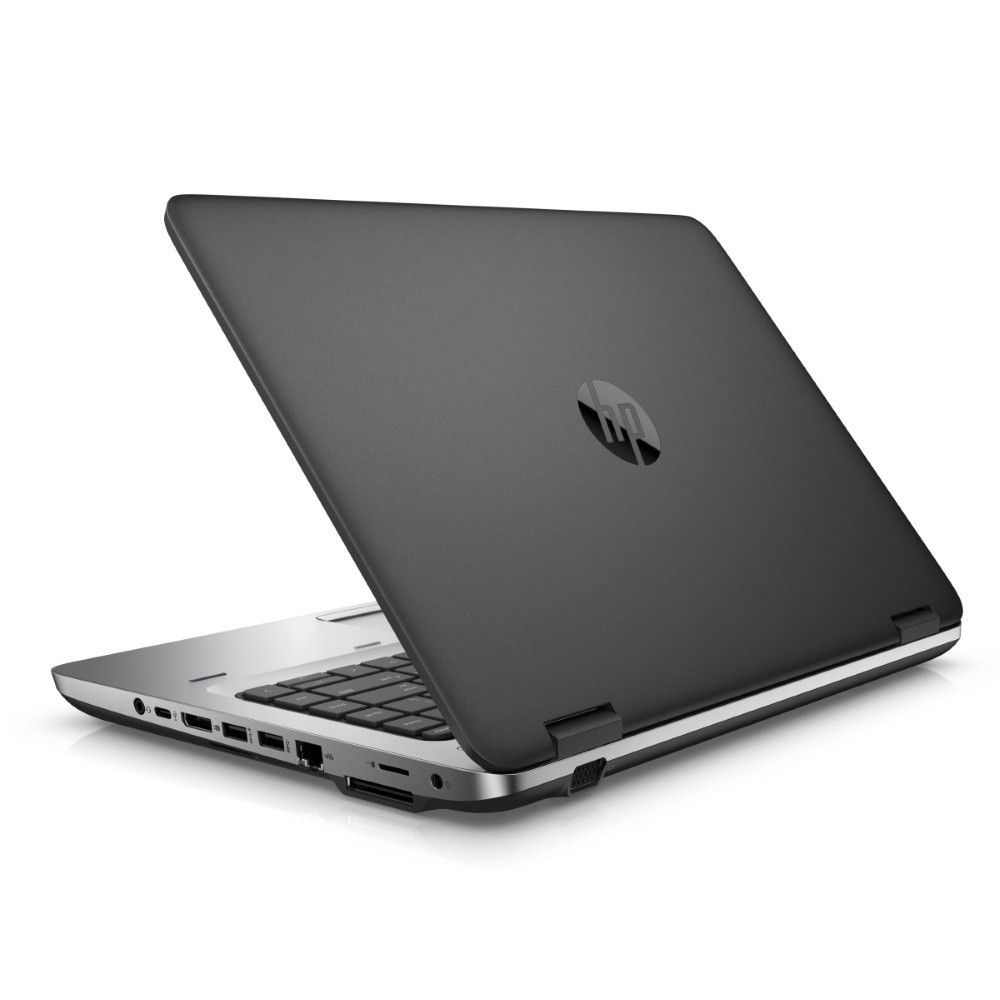 "HP ProBook 640 G2 14"" Business Laptop - 6th Gen Intel Core i5-6200U 2.3GHz 16GB RAM 512GB SSD Webcam Win 10 Pro"