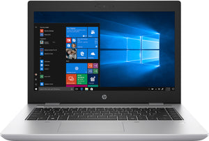 "HP ProBook 640 G5 Business Notebook - Intel Core i5-8365U (Upto 4.10GHz) Quad, 16GB RAM, 512GB SSD, WebCam, 14"" FHD 1920x1080, Win 10 Pro, Under HP Warranty until 2022"