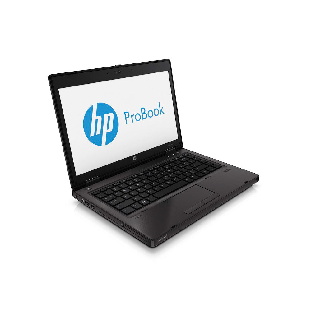"HP ProBook 6470B 14.0"" Laptop - Intel Core i5-3210M 8GB RAM 256GB SSD WebCam Windows 10 Pro"