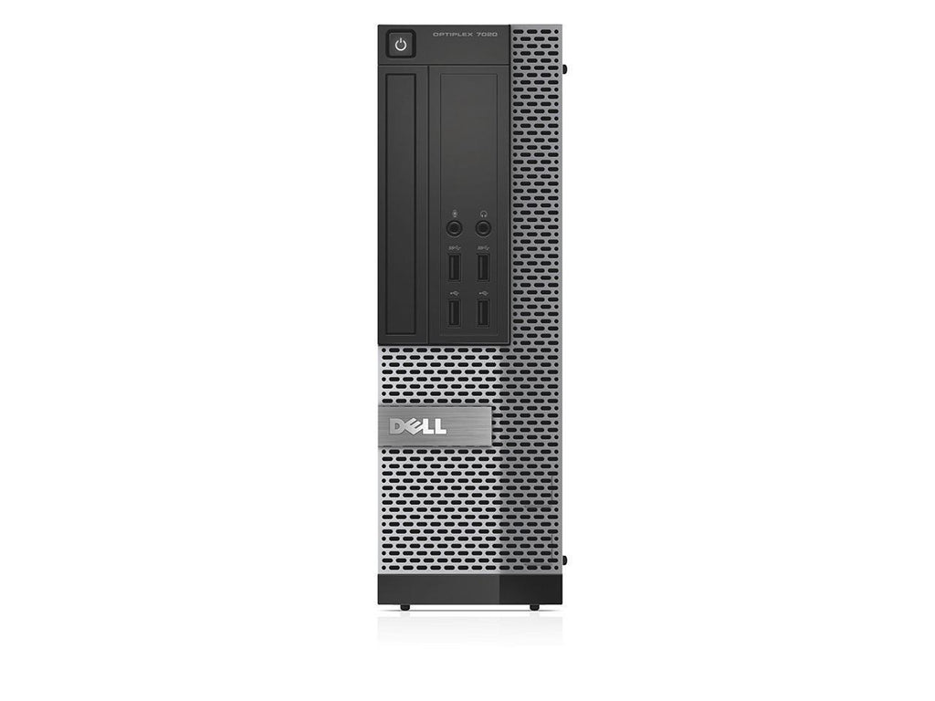 Dell OptiPlex 7020 SFF - 4th Gen Intel® Core™ i3-4150 3.50GHZ, 8GB RAM, Windows 10 Pro, Keyboard & Mouse - Coretek Computers