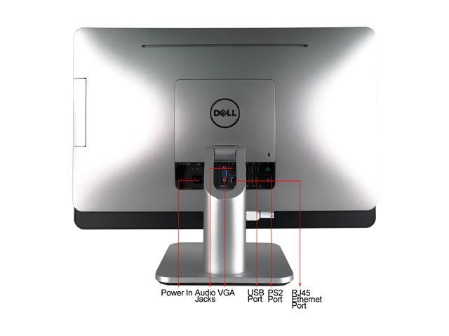"Dell OptiPlex 9020 AIO 23"" All-in-One Computer - Intel Core i5-4570S 2.9GHz 8GB RAM DVD-RW Windows 10 Pro - Coretek Computers"