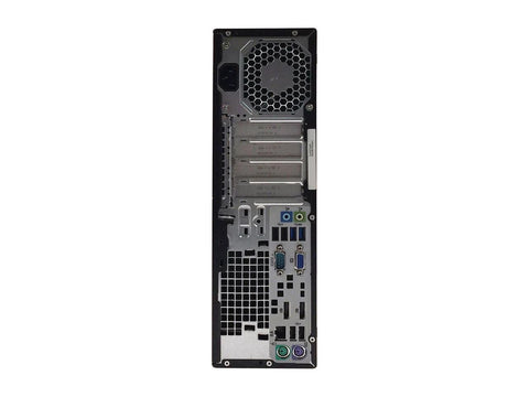 HP ProDesk 600 G1 SFF Computer - 4th gen Intel Core i5-4570, 8GB RAM, Windows 10 Pro - Coretek Computers