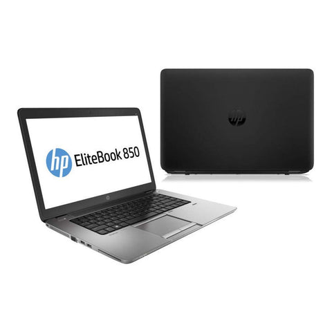 "HP 850 G1 15.6"" Laptop - Intel Core i5-4210U 1.70GHz 8GB RAM 500GB HDD Windows 10"