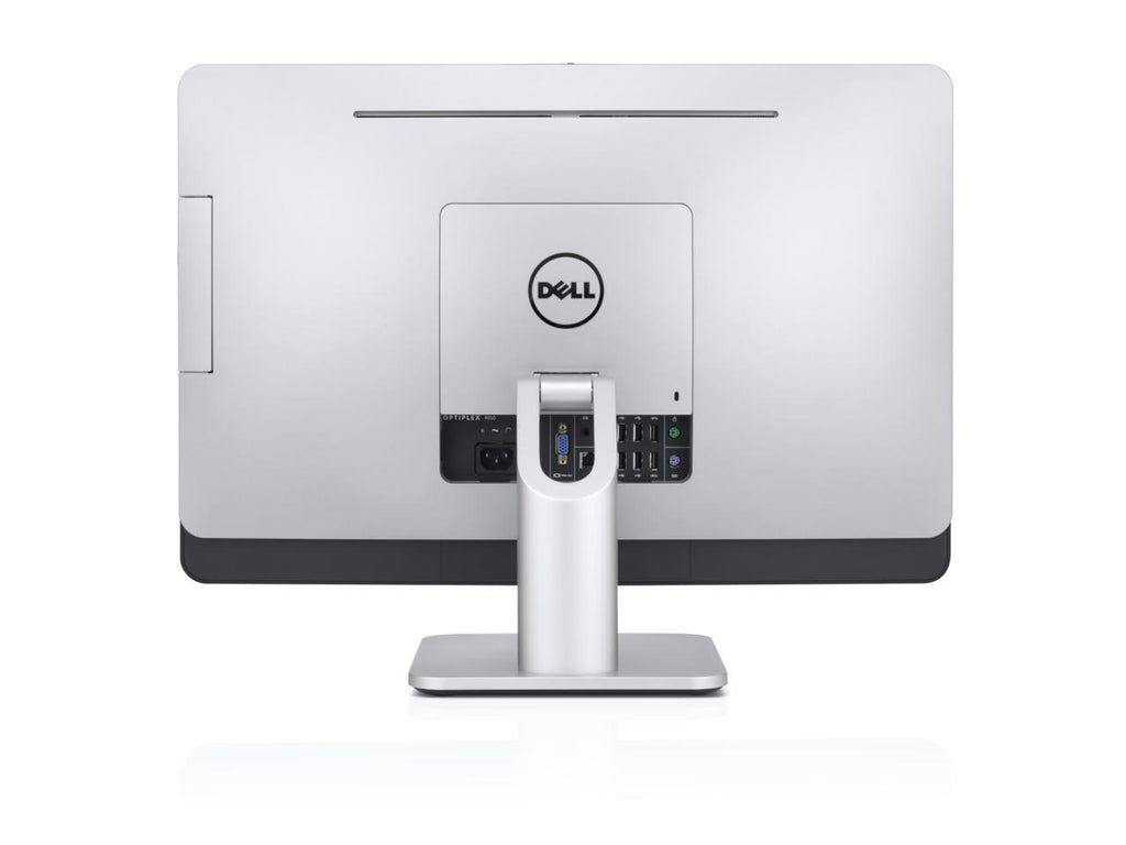 "DELL All-in-One 9010 23"" LED AIO Computer - Core i7-3770S (upto 3.90GHz) 8GB RAM WebCam DVDRW Win 10 Pro - Keyboard & Mouse - Coretek Computers"