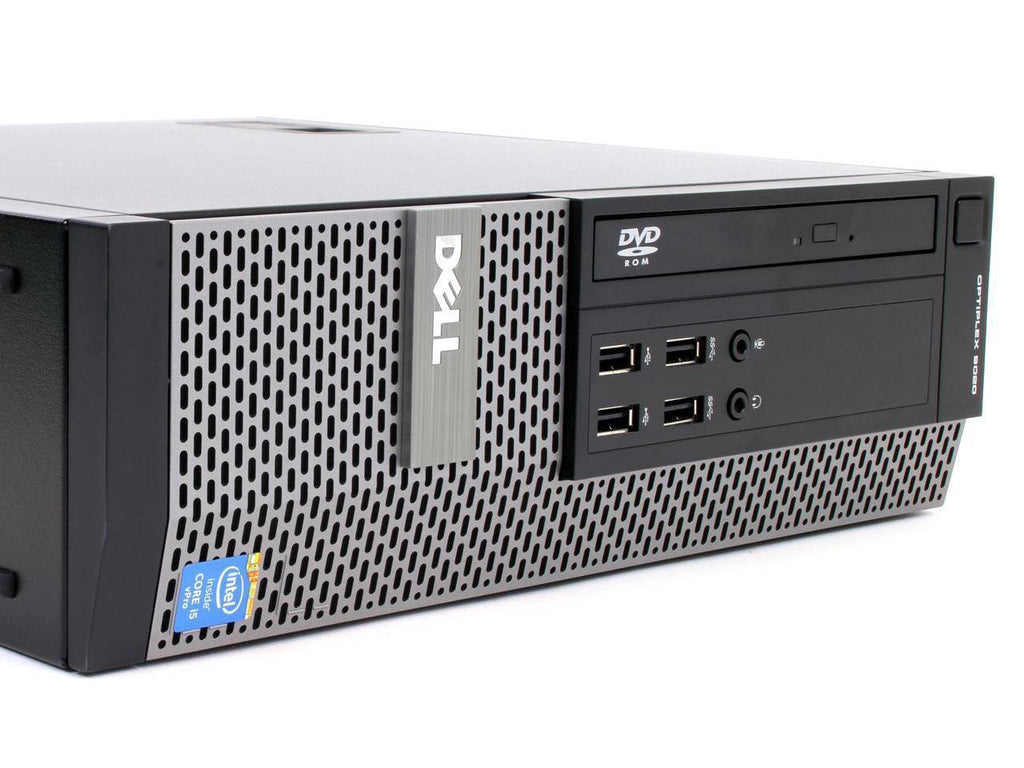 DELL OptiPlex 9020 SFF Computer Intel Core i5-4570 3.2GHZ Quad - Coretek Computers
