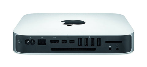 "Apple Mac mini ""Core i5"" 1.4GHz (Late 2014) A1347 MGEM2LL/A - Core i5-4260U 1.4GHz 4GB RAM ThunderBolt MacOS Mojave - Grade B"