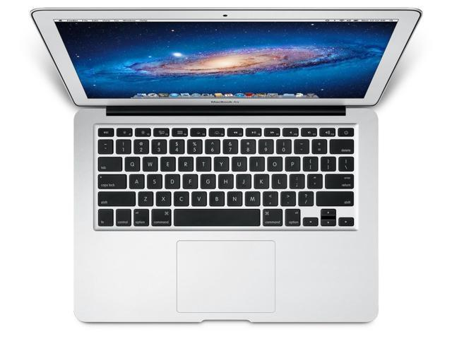 "Apple MacBook Air ""Core i5"" 1.6GHz 13"" (Mid-2011) A1369 MD508LL/A 2GB RAM 64GB SSD MacOS x10.13 High Sierra"