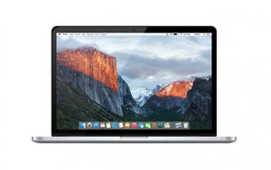 "Apple MacBook Pro ""Core i7"" 2.2GHz 15"" Mid-2014 MGXA2LL/A A1398 16GB RAM 256GB SSD OS Mojave"