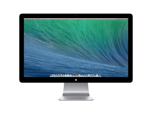 Apple 27-inch Thunderbolt Display - A1407 MC914LL/B Silver - Coretek Computers