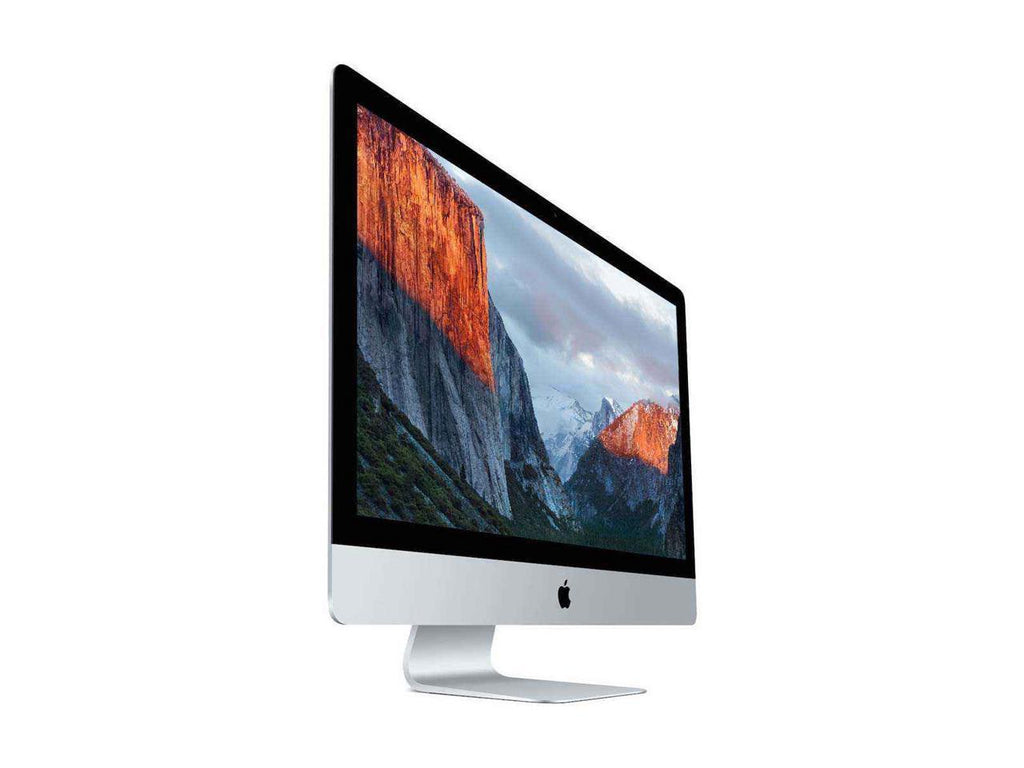"Apple iMac 21.5-Inch ""Core i5"" 2.8GHz (Late 2015) MK442LL/A A1418 8GB RAM MacOS Mojave - Coretek Computers"