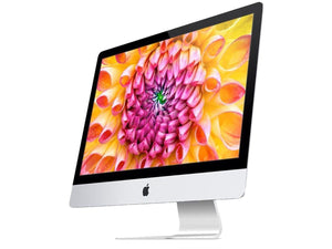 "Apple iMac 21.5"" A1418 MF883LL/A (Mid 2014) Core i5 1.4GHZ, 8 GB Ram, 500 GB HDD, MacOS Mojave v10.14, Keyboard & Mouse"